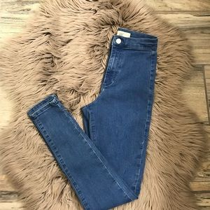🌿SALE🌿 Topshop Moto Joni high waisted jeans